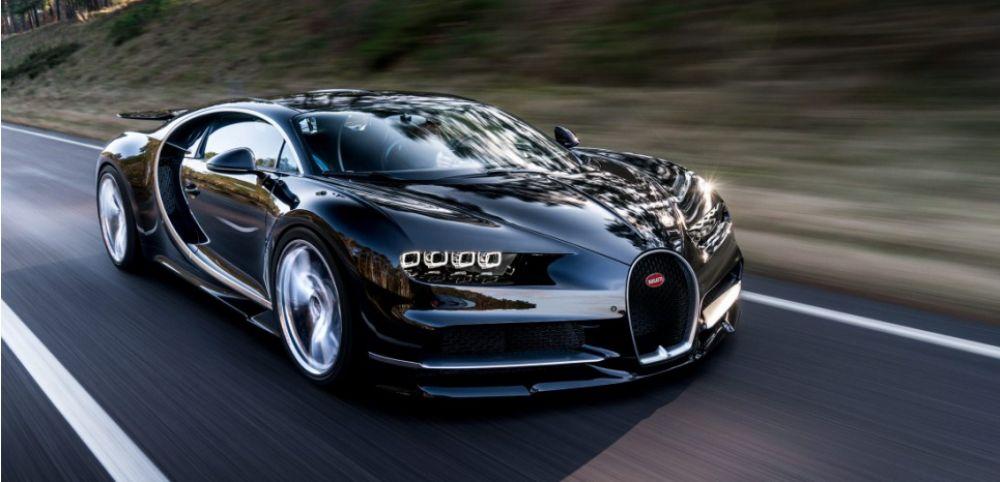 Astra Luxury Bugatti Chiron