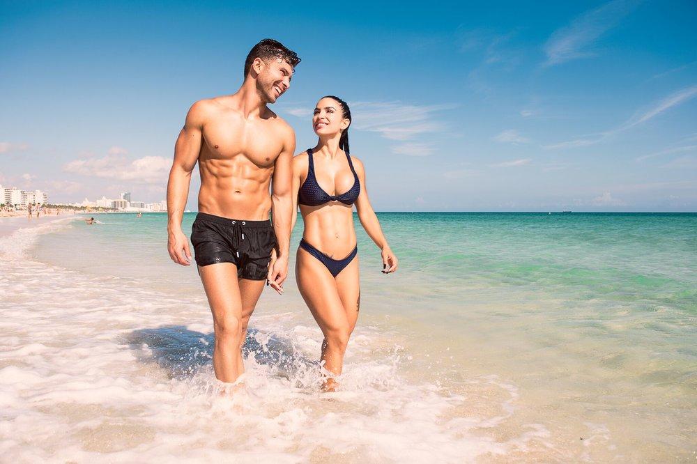 Astra Luxury Health Fitness Couple