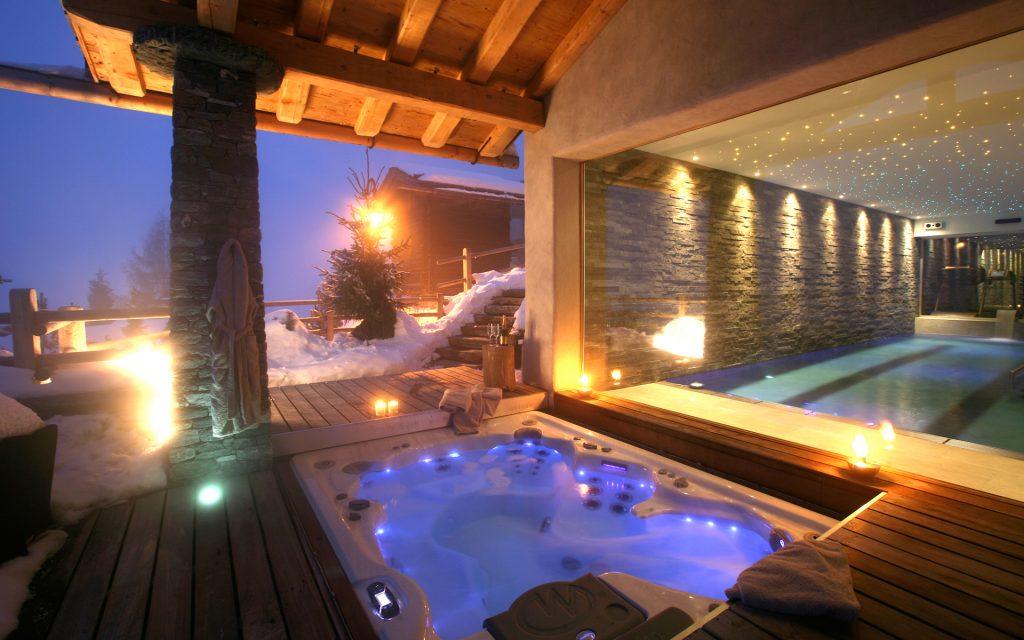Astra Luxury Snow Mountain Spa