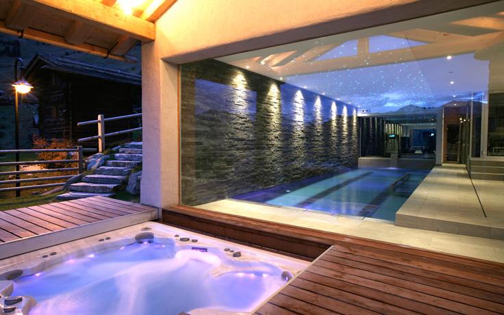 Astra Luxury Spa Swiss