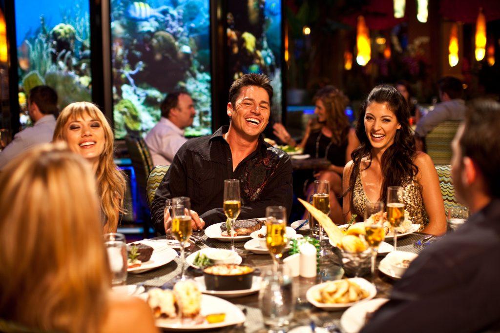 Astra Luxury Fun Luxury Dining