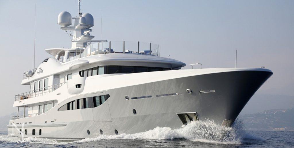 Astra Luxury Mega Yacht